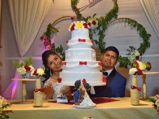 El matrimonio de Carlos y Yesenia