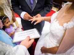 El matrimonio de María y Carlos 2