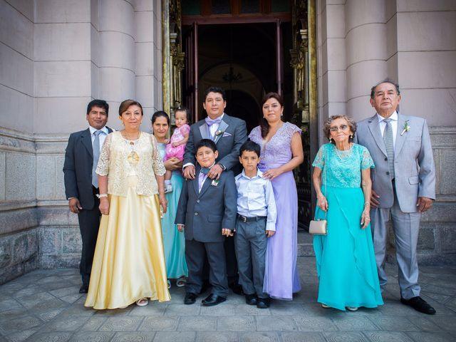 El matrimonio de Carlos y María en Lima, Lima 5