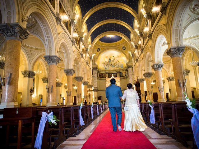 El matrimonio de Carlos y María en Lima, Lima 6
