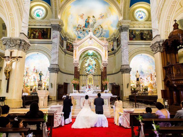 El matrimonio de Carlos y María en Lima, Lima 8