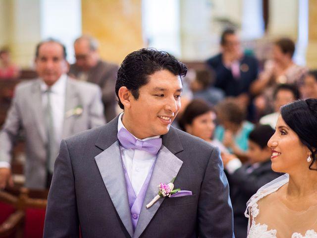 El matrimonio de Carlos y María en Lima, Lima 9