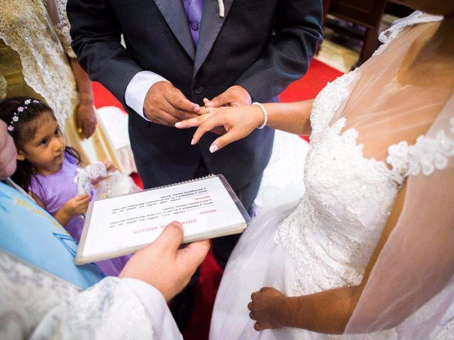 Matrimonio Simbolico En Lima : El matrimonio de carlos y maría en lima