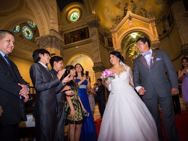 El matrimonio de Carlos y María en Lima, Lima 11