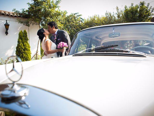El matrimonio de Carlos y María en Lima, Lima 13