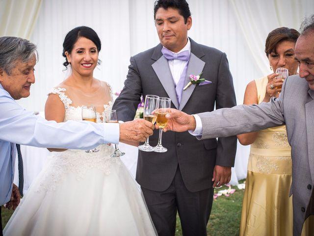El matrimonio de Carlos y María en Lima, Lima 16