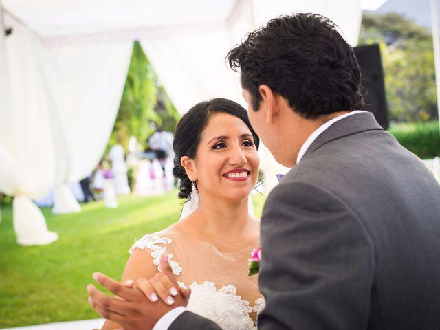 El matrimonio de Carlos y María en Lima, Lima 18