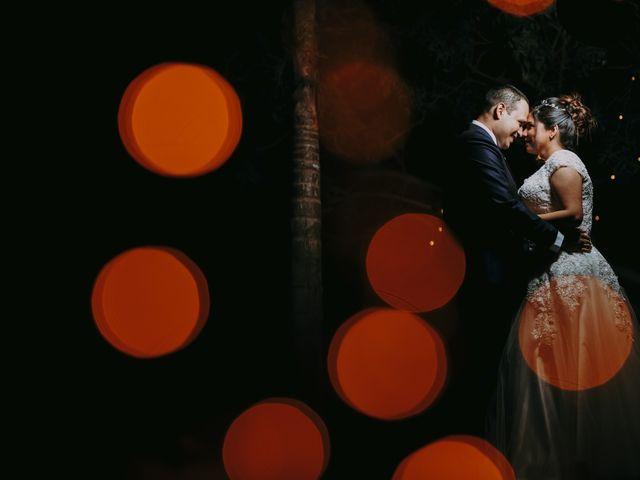 El matrimonio de Angela y Henry