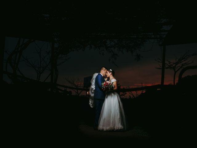 El matrimonio de Leyla y Carlo