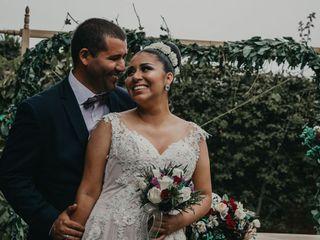 El matrimonio de Arely y Nicolás