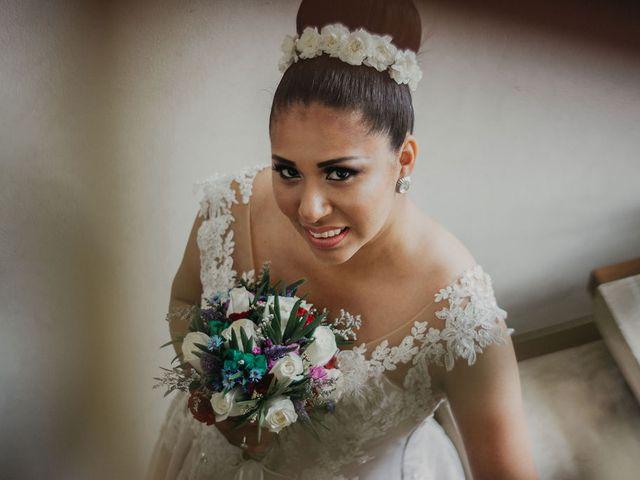 El matrimonio de Nicolás y Arely en La Molina, Lima 2