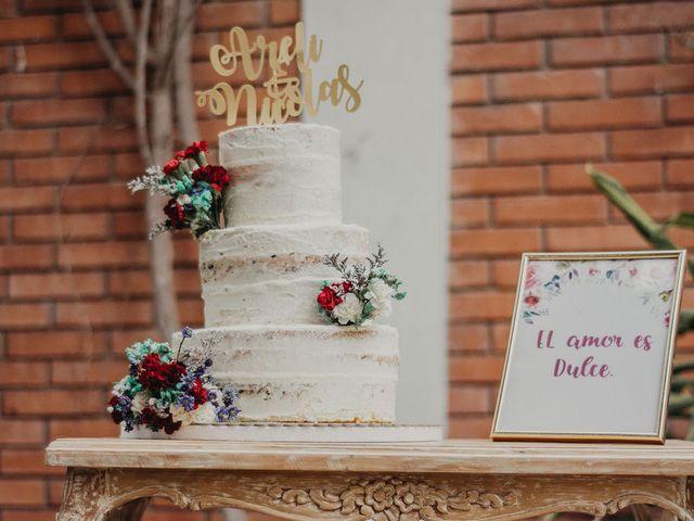 El matrimonio de Nicolás y Arely en La Molina, Lima 12