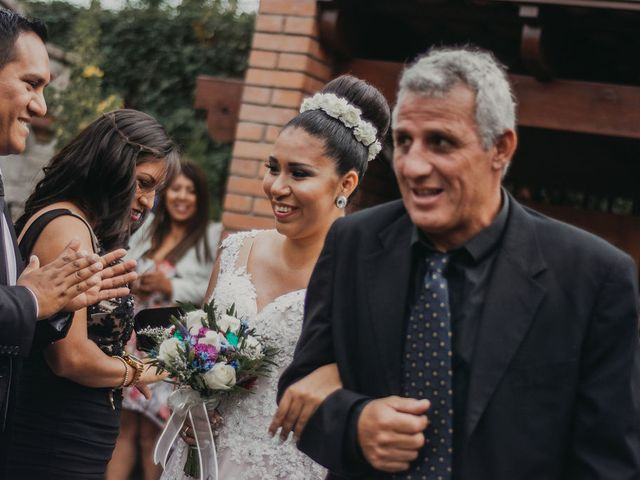 El matrimonio de Nicolás y Arely en La Molina, Lima 15
