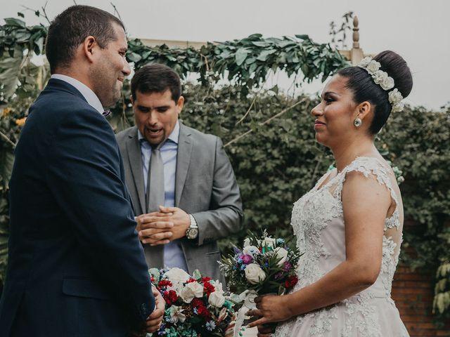 El matrimonio de Nicolás y Arely en La Molina, Lima 16