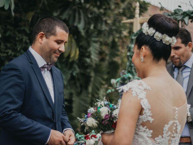 El matrimonio de Nicolás y Arely en La Molina, Lima 17