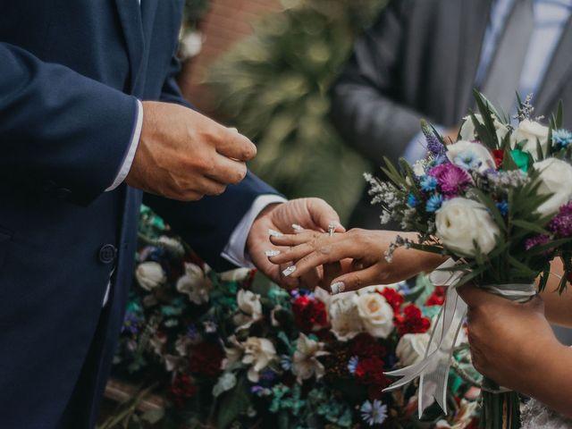 El matrimonio de Nicolás y Arely en La Molina, Lima 18