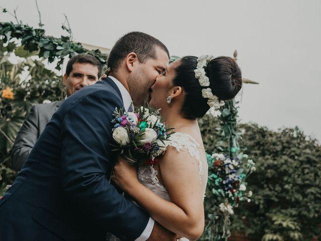 El matrimonio de Nicolás y Arely en La Molina, Lima 19