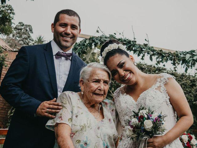 El matrimonio de Nicolás y Arely en La Molina, Lima 20