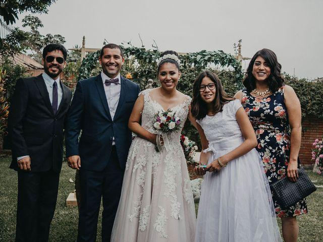 El matrimonio de Nicolás y Arely en La Molina, Lima 21