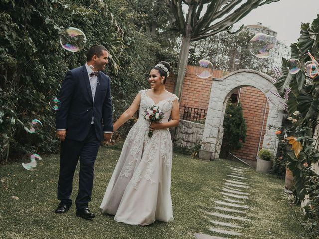 El matrimonio de Nicolás y Arely en La Molina, Lima 22