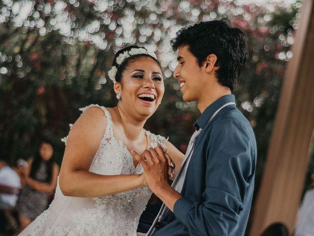 El matrimonio de Nicolás y Arely en La Molina, Lima 26