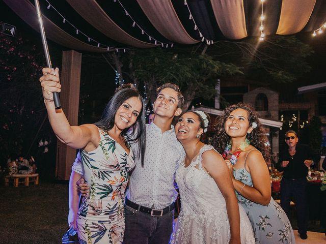 El matrimonio de Nicolás y Arely en La Molina, Lima 31