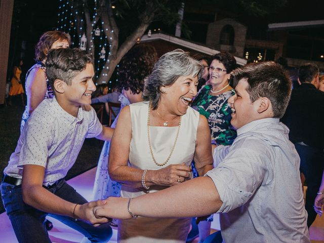 El matrimonio de Nicolás y Arely en La Molina, Lima 32