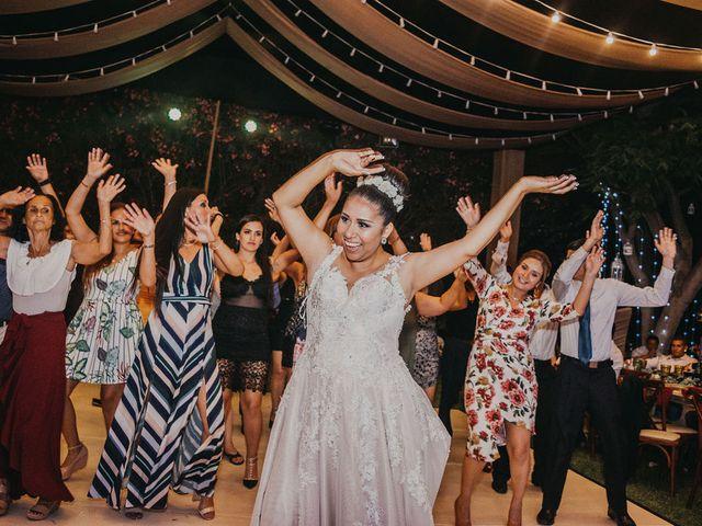 El matrimonio de Nicolás y Arely en La Molina, Lima 33