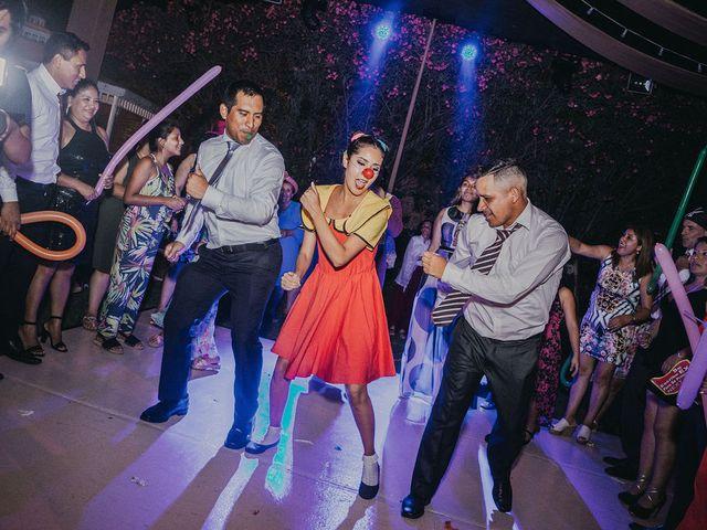 El matrimonio de Nicolás y Arely en La Molina, Lima 36