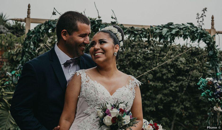El matrimonio de Nicolás y Arely en La Molina, Lima