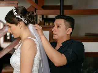 El matrimonio de Rayssa y Miguel 2