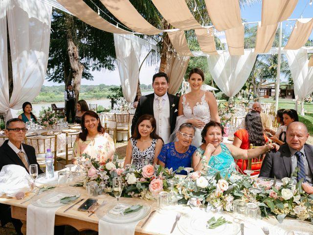 El matrimonio de Miguel y Rayssa en Piura, Piura 83
