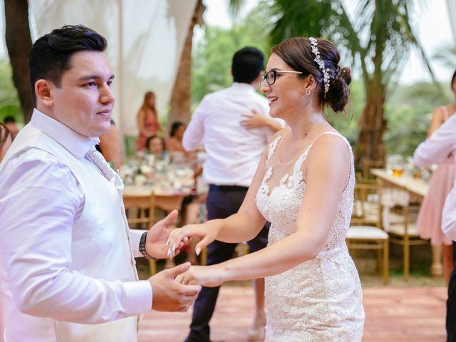 El matrimonio de Miguel y Rayssa en Piura, Piura 129
