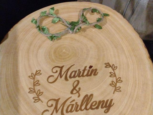 El matrimonio de Martín y Márlleny en Punta Negra, Lima 5