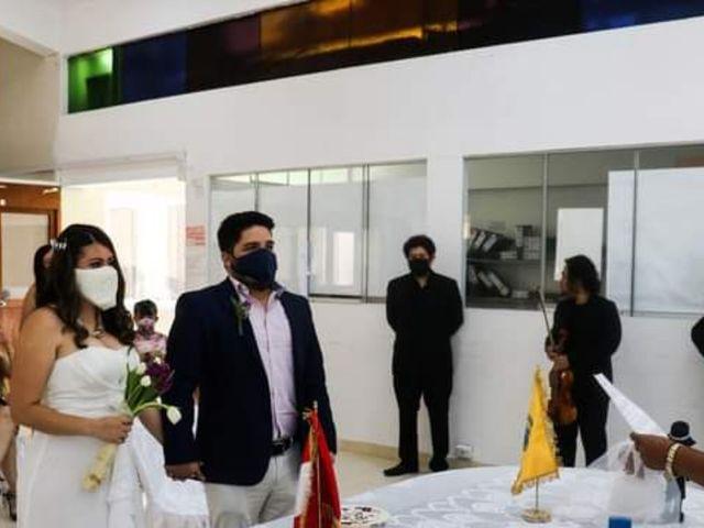 El matrimonio de Martín y Márlleny en Punta Negra, Lima 9