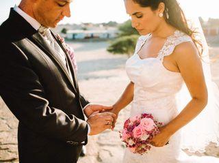 El matrimonio de Mónica y Jozef