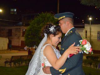 El matrimonio de Junior y Rocío 1