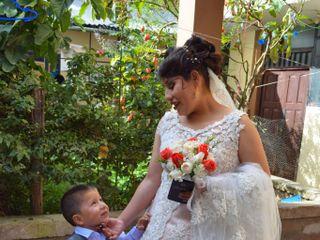 El matrimonio de Junior y Rocío 2