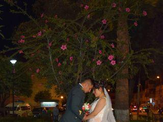 El matrimonio de Junior y Rocío 3