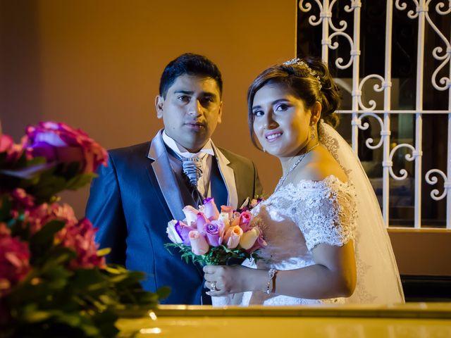 El matrimonio de Karito y Yair