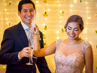 El matrimonio de Sandra y Simeón