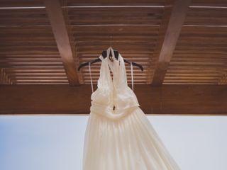 El matrimonio de Nalia y Rajit 1