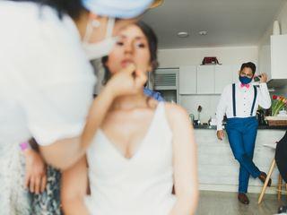 El matrimonio de Denisse y Daniel 2