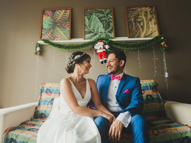 El matrimonio de Denisse y Daniel
