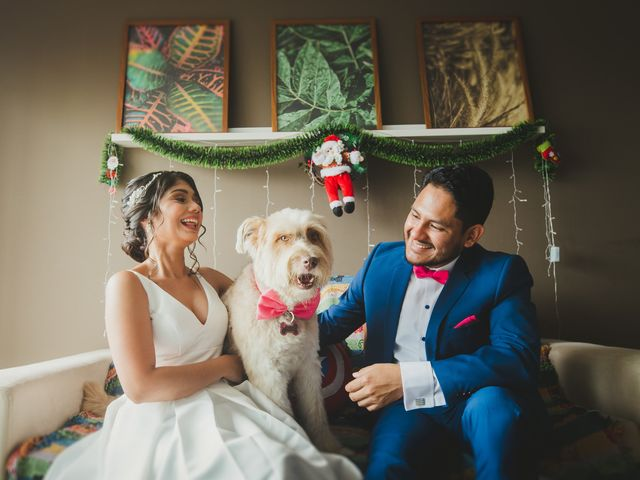 El matrimonio de Daniel y Denisse en San Isidro, Lima 10