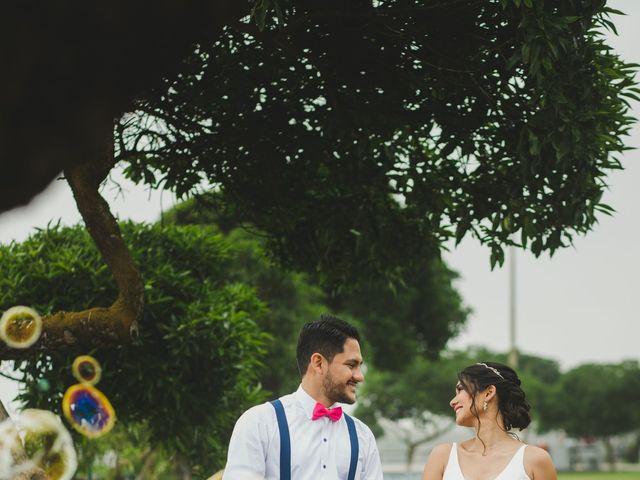 El matrimonio de Daniel y Denisse en San Isidro, Lima 12