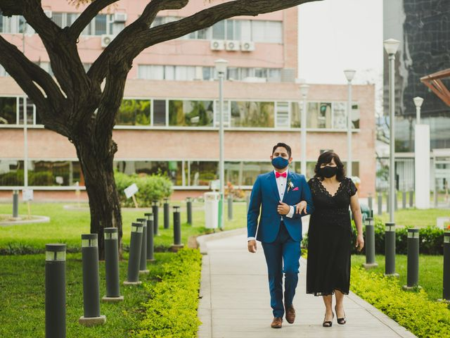 El matrimonio de Daniel y Denisse en San Isidro, Lima 14