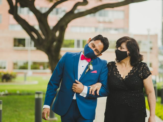 El matrimonio de Daniel y Denisse en San Isidro, Lima 15