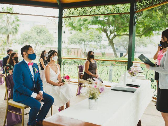 El matrimonio de Daniel y Denisse en San Isidro, Lima 16