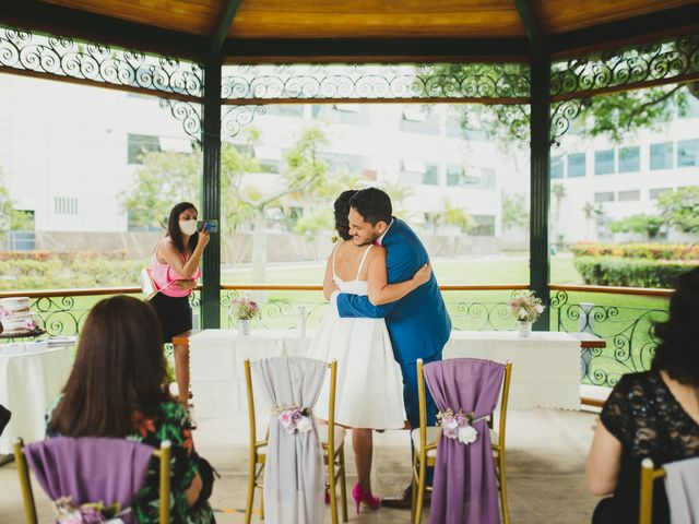 El matrimonio de Daniel y Denisse en San Isidro, Lima 18